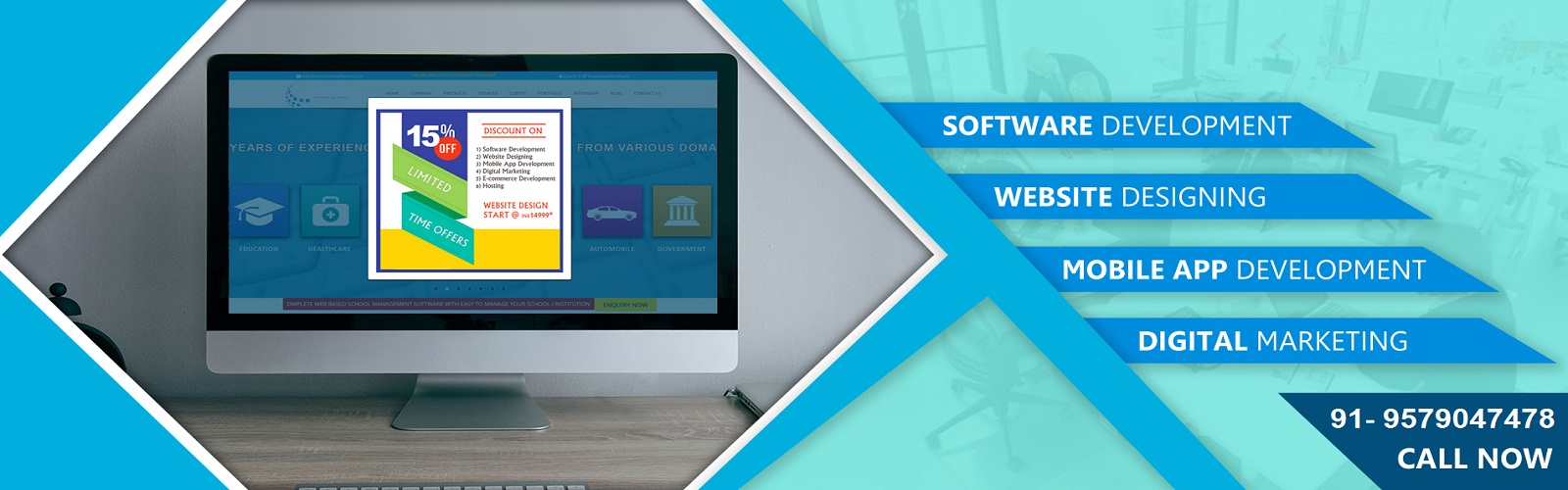 Website & Software Company